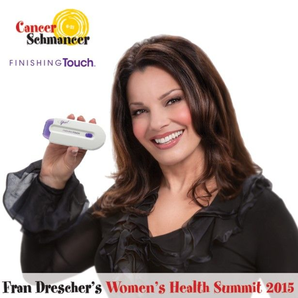 Finishing Touch Celebrates Women's Health Summit!  #cancerschmancer #frandrescher #finishingtouchyes #ftyes