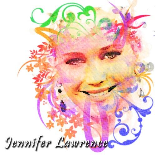 Jennifer Lawrence in GPP