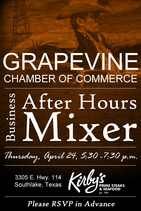 Youth Business Mixer ~ The next business after hours mixer is thursday april