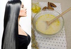 ¿Te gustaría promover el crecimiento de tu cabello? No dejes de probar esta crema nutritiva de ingredientes naturales que te enseñamos a preparar a continuación
