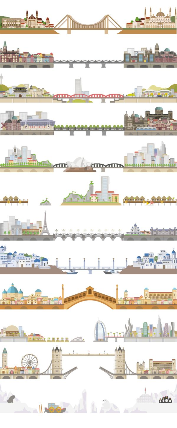 The important bridges around the world do it with Illustrator CS6. You can learn more about the software with our book: http://goo.gl/AclQwt