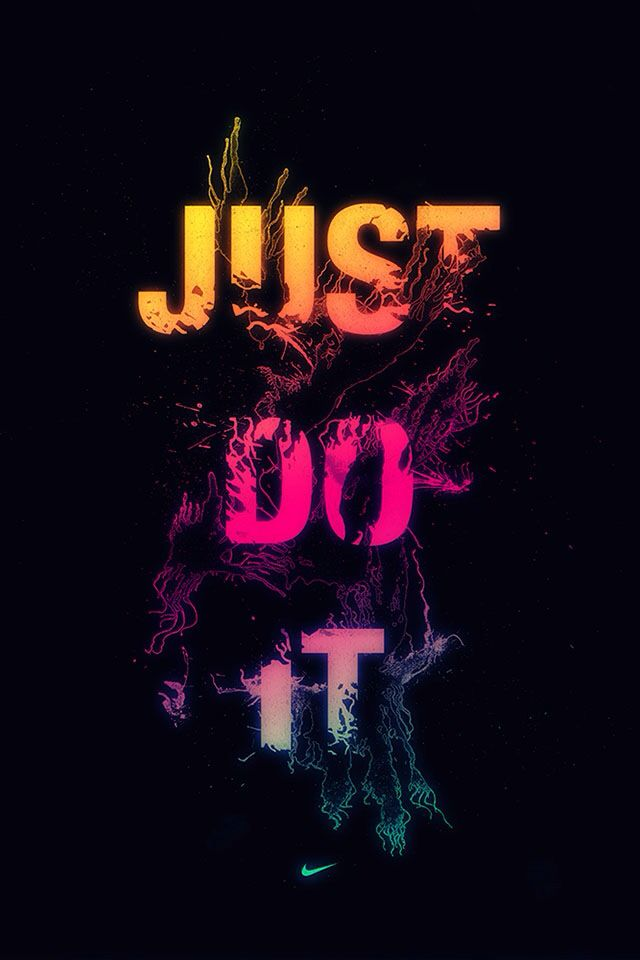 Nike just do it iphone background and wallpaper iphone - Iphone 4 basketball wallpaper ...