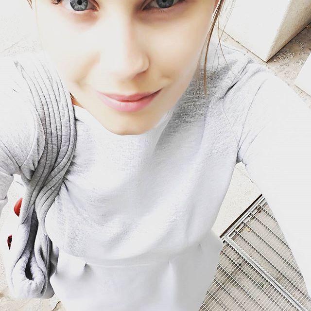 mała szara + dres bag = perfect combo