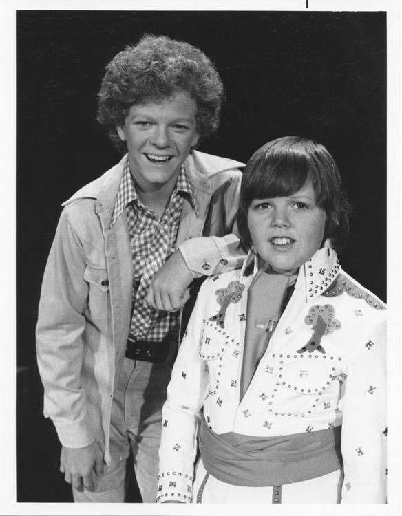 Johnny Whitaker & Jimmy Osmond