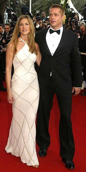 So hurtful when they broke up. And he was so much better looking when he was with Jen.