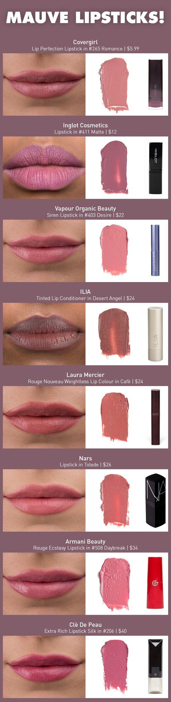 25+ best ideas about Mauve lipstick on Pinterest | Mauve makeup ...