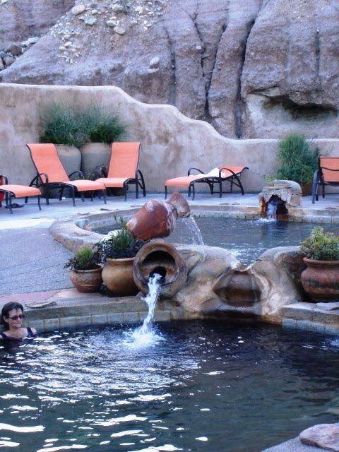 Ojo Caliente Mineral Springs, New Mexico