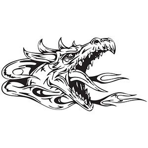 coloring pages of dragons breathing fire 08
