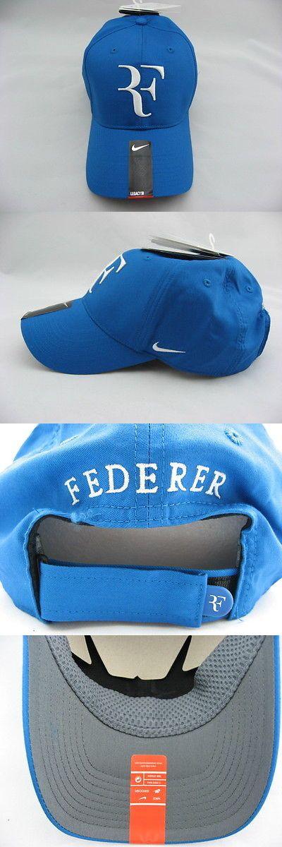 Hats and Headwear 159160: New Nike Rf Roger Federer Hat Cap 371202-422 -> BUY IT NOW ONLY: $45 on eBay!