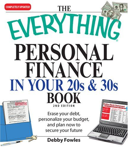 35 best personal finance images on pinterest personal finance the everything personal finance in your book erase your debt personalize your budget and plan now to secure your future fandeluxe Image collections