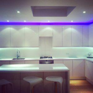 Kitchen Down Lighting Ideas