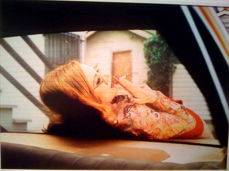 """Deborah"" by Alex Prager - for when I can afford art that costs more than a mortgage payment"