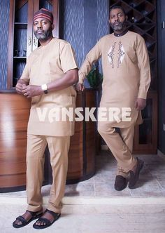 Nigerian designer Evans Akere of the menswear brand Vanskere has so much uniqueness, standout from the crowd,