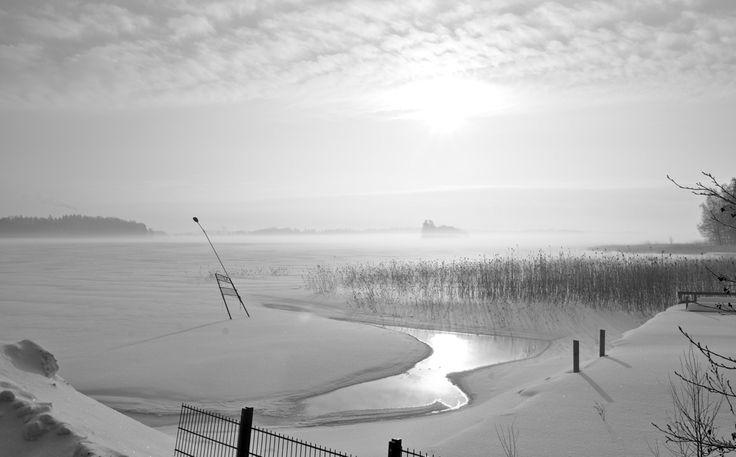 Elur pasaia (Snowy landscape)