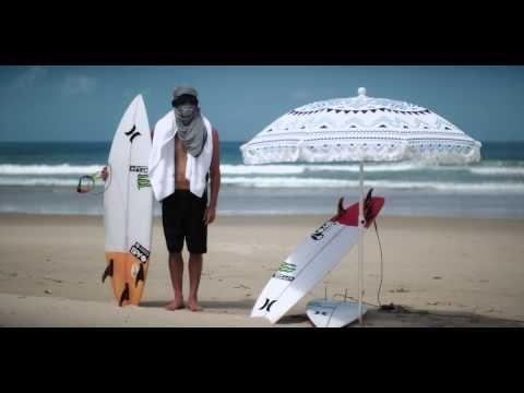 REDirect Surf 2015 - 4K Video - Erik Knutson shoots John John Florence