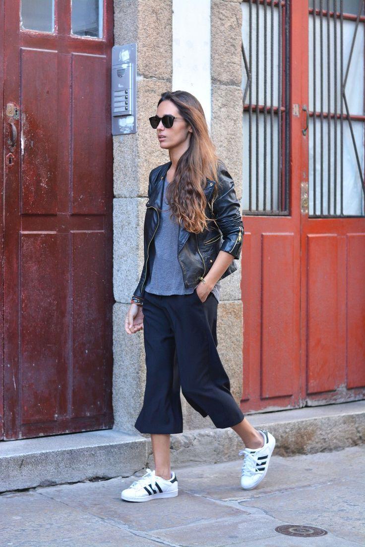 best 25+ black culottes ideas on pinterest | black culottes outfit