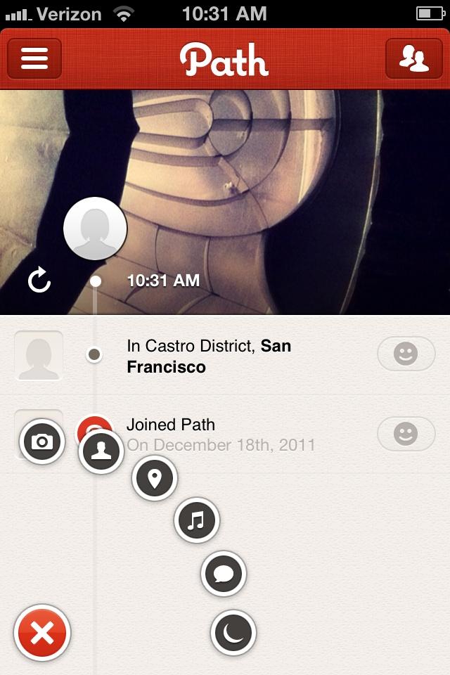 Path: dynamic menu