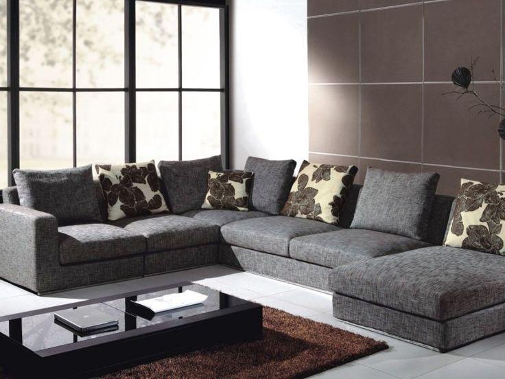 Depiction Of Sofa Designs For Living Room