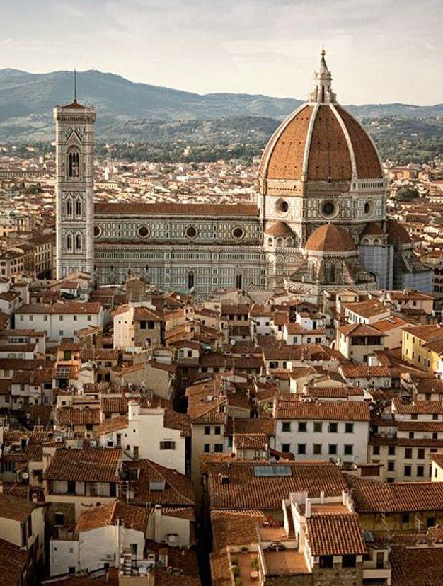 Vue de Florence Italie