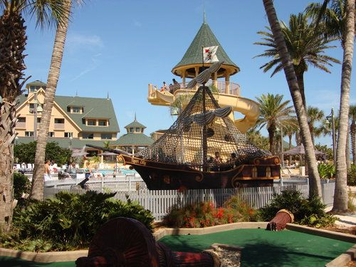 Disney's Vero Beach Resort in Vero Beach, Florida - Relaxing resort to stay at before and after Disney adventures