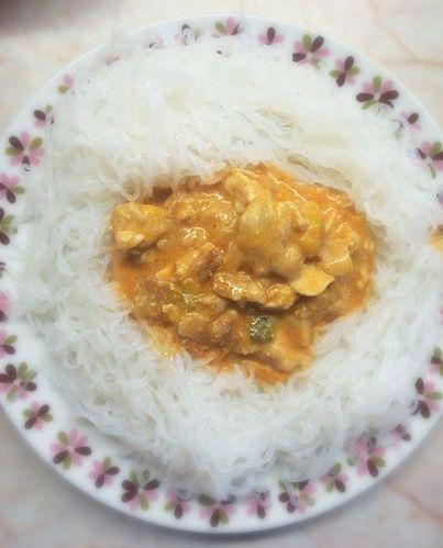 Tejszínes csirke NoCarb angyalhaj tésztával! | Klikk a képre a receptért!
