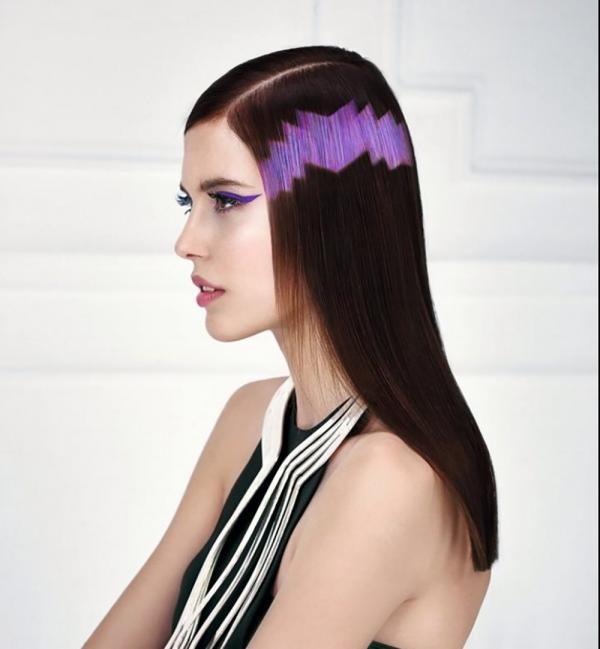 La coloration de cheveux en pixel art, nouvelle tendance WTF ? | Niooz.fr