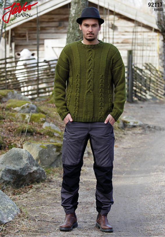Men's sweater. Perfect for fall!
