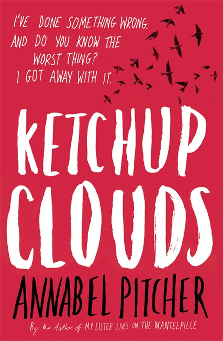 Ketchup Clouds by Annabel Pitcher - now available in paperback  http://www.hachette.com.au/books/9781780620312/