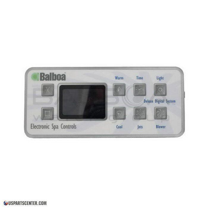 Balboa Spa Panel E8 SERDLX 7FT (51058-01)