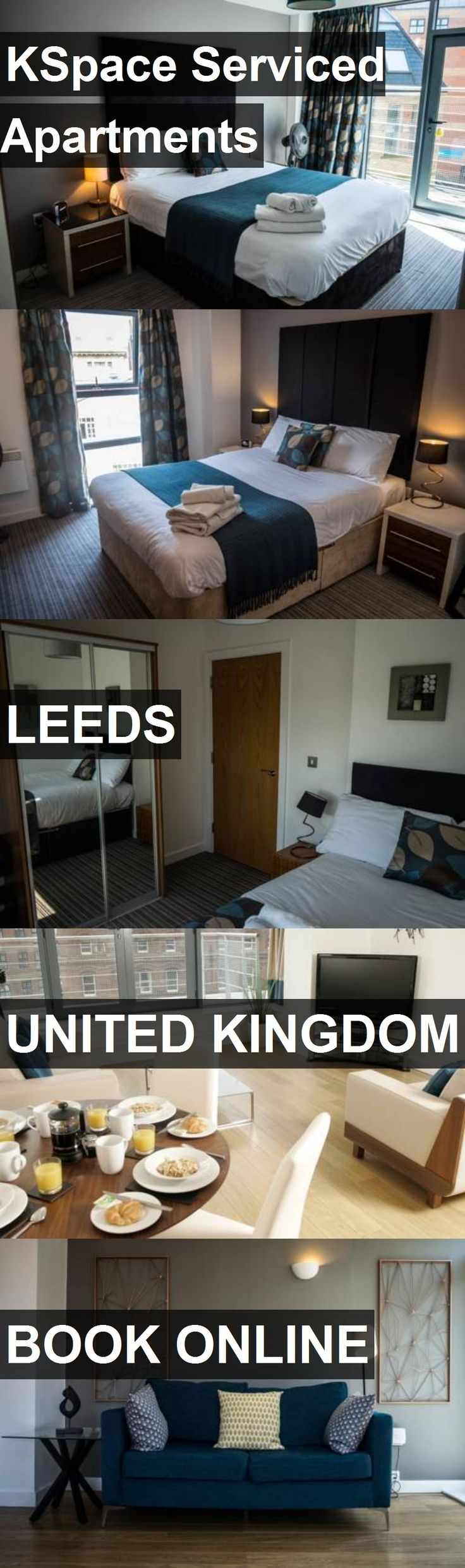 Hotel KSpace Serviced Apartments in Leeds, United Kingdom. For more information, photos, reviews and best prices please follow the link. #UnitedKingdom #Leeds #KSpaceServicedApartments #hotel #travel #vacation