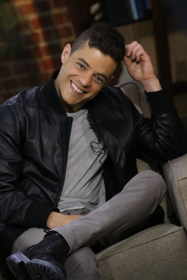 Good Day L.A. [End of August 2015] #MrRobot #RamiMalek #Interview #GoodDayLA