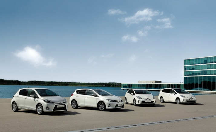 Toyota Europe News