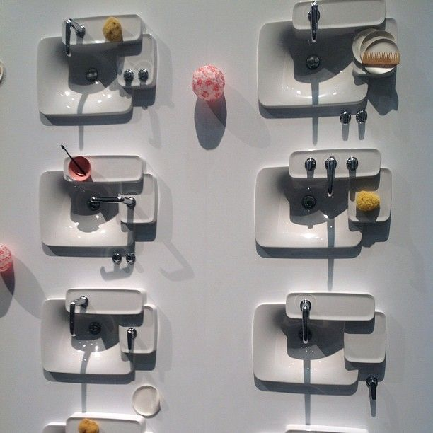Very clever sink installation by Hansgrohe