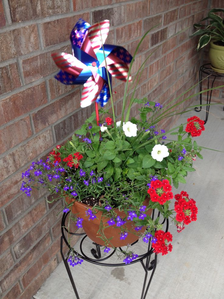 38 Best Images About Patriotic Planters On Pinterest Red 400 x 300