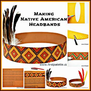 105 best images about school friends from other countries for Native american thanksgiving crafts