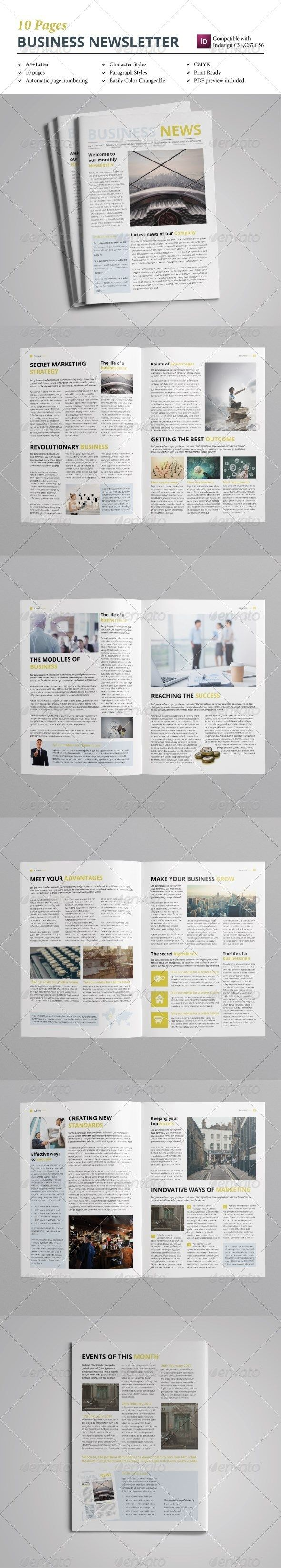 business newletter vol 2