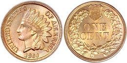 Old Indian Head Pennies - see what they're worth today!