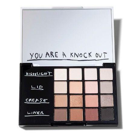 Sonia Kashuk® Knock Out Beauty Smokey Eye Palette - Shadow Box .34oz