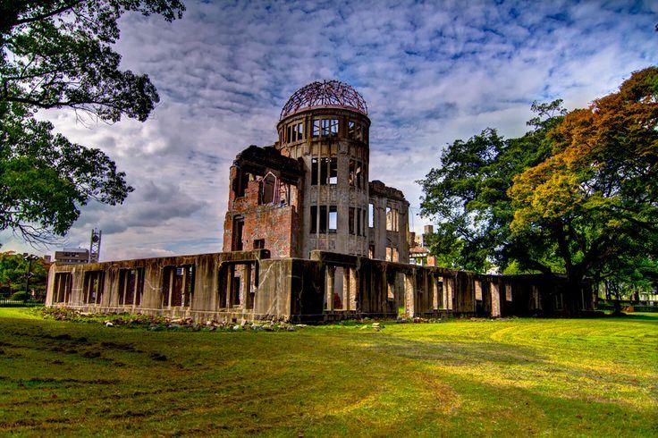 原爆ドーム:広島県