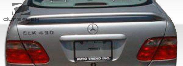 1998-2002 Mercedes CLK W208 Duraflex LR-S Wing Trunk Lid Spoiler - 1 Piece (Clearance)