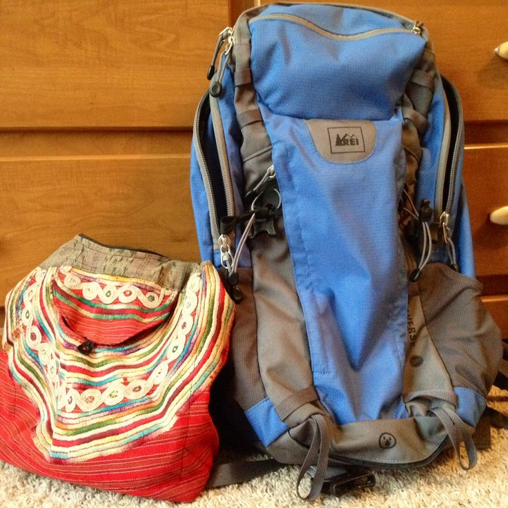 Ninja packing tips - how to travel Europe with just a 30L backpack and purse... these tips could apply to other backpacking adventures