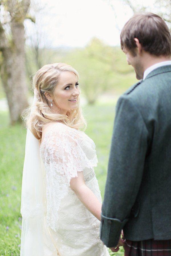 Scottish Wedding from Craig & Eva Sanders Photography | The Wedding Story