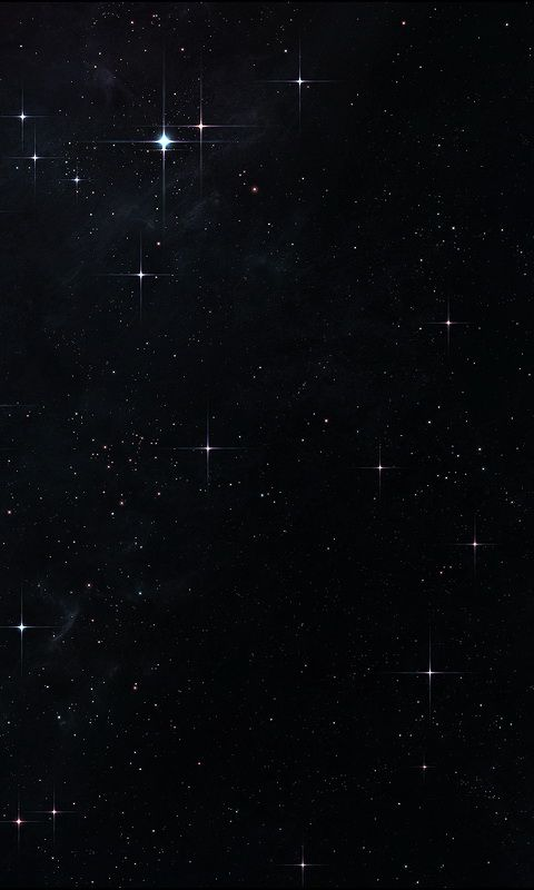 Download 480x800 «Starry sky» Cell Phone Wallpaper