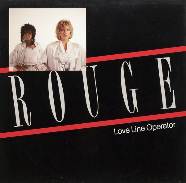 "Rouge ""Love Line Operator"" 1987"