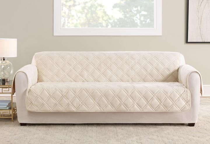 Triple Protection Sofa Furniture Cover Dupont Durashield