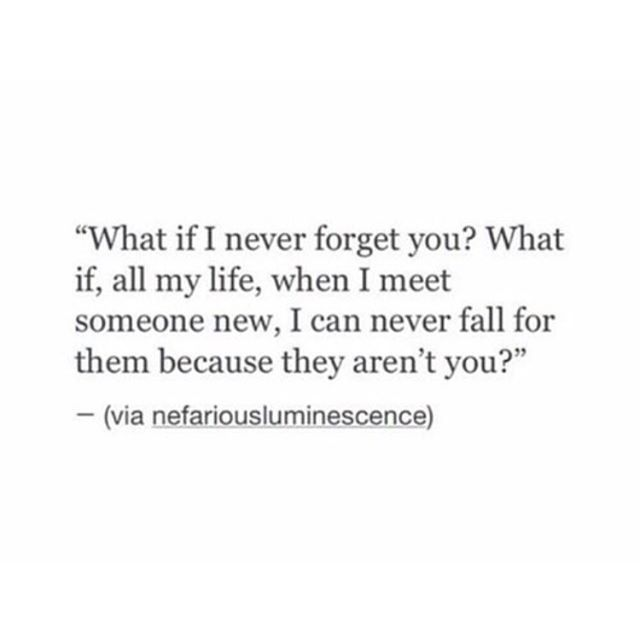 I wonder this sometimes. What if.....