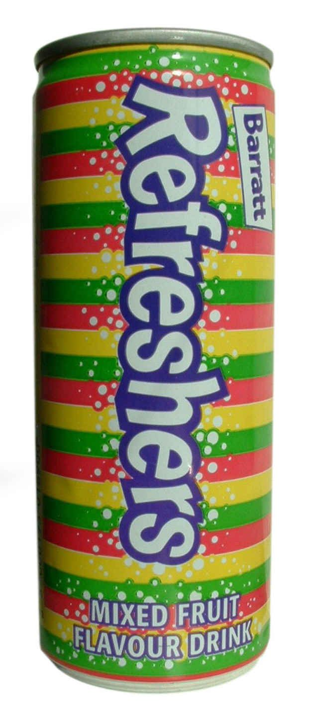 Refreshers drink