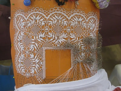 233 Best Images About Bolillos On Pinterest Lace Labor