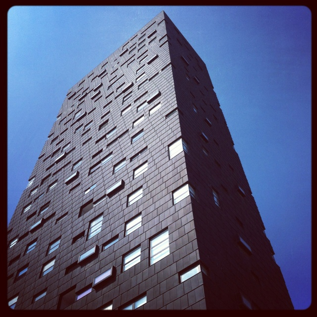 The Black Tower... of Vallecas