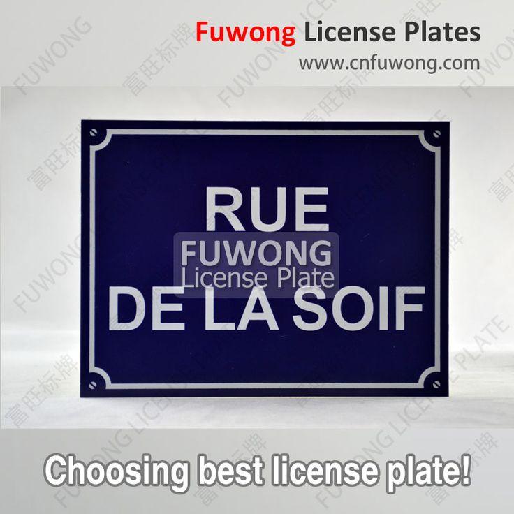 89 best License Plate Manufacturer images on Pinterest | Licence ...